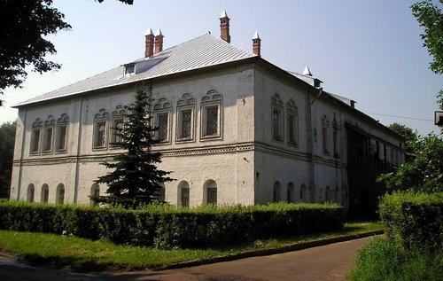 Митрополичьи палаты в Ярославле открылись после ремонта.