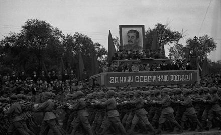 Советский блицкриг август 1945