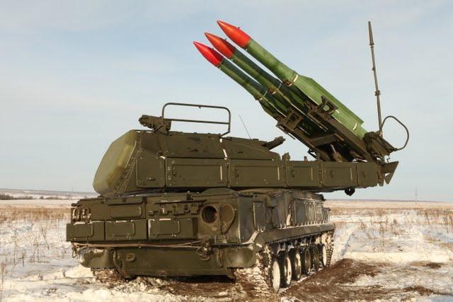 Без надежной ПВО перевооружение войск бессмысленно и бесполезно