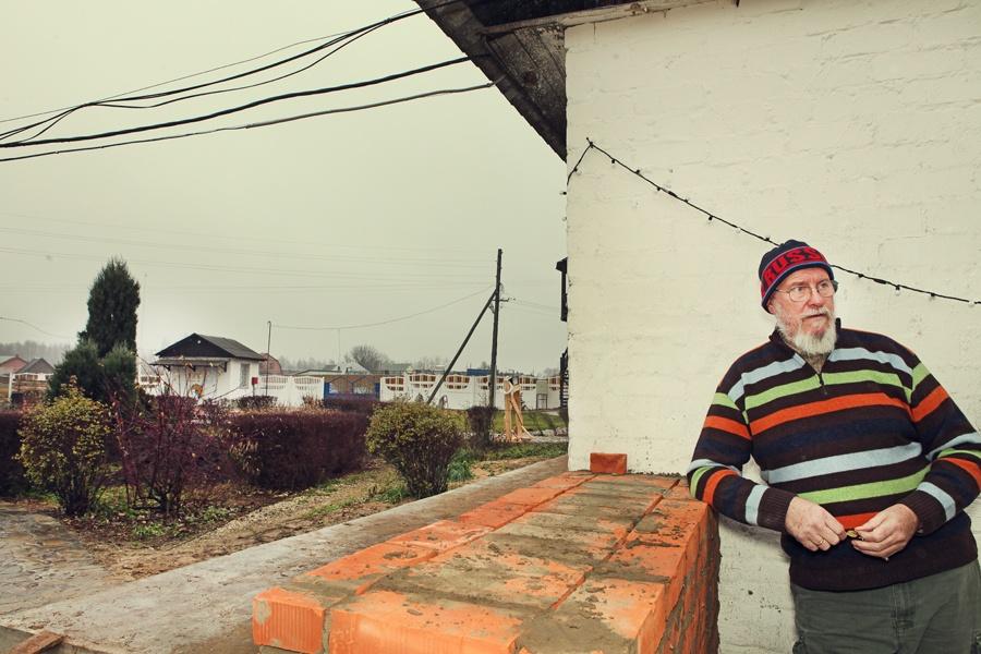 """Джон Кописки: """"Моя крыша - Господь Бог"""""""