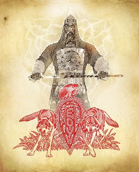 Лики Богов от Максима Кулешова