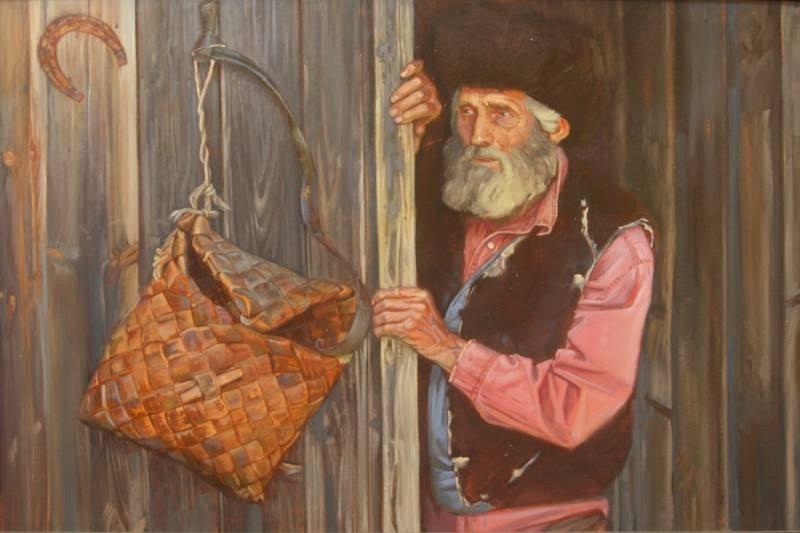 Живописец Андрей Геннадьевич Подшивалов
